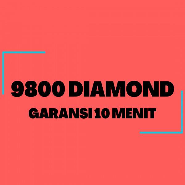 9800 Diamonds