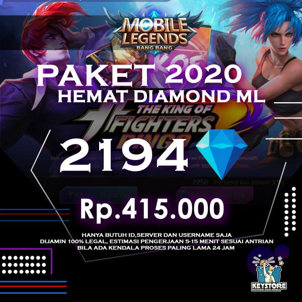 2194 Diamonds