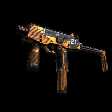 StatTrak™ MP9 | Modest Threat