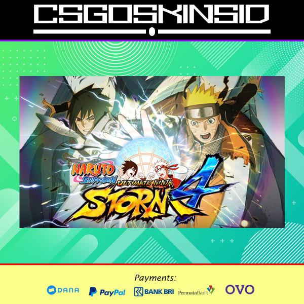 Jual Naruto Shippuden Ultimate Ninja Storm 4 Dari Csgoskinsid Itemku