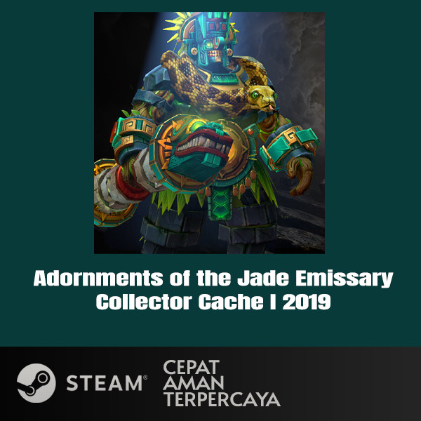 Adornments of the Jade Emissary (Earth Spirit Set)