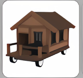 Traveling House - Adopt Me!