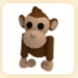 Normal Monkey Adopt Me Pet
