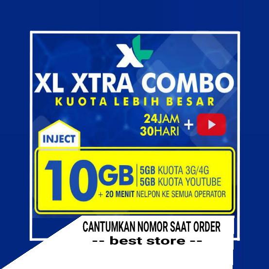 XTRA COMBO 5GB