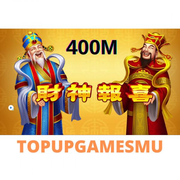400M Koin Emas-D