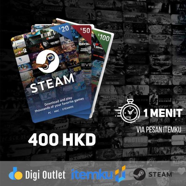 HKD $400