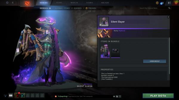 Silent Slayer ( Silencer )