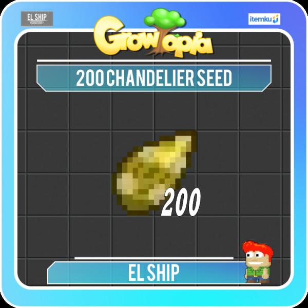 Chandelier Seed 200 per Paket