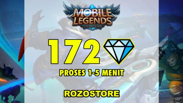 172 Diamonds
