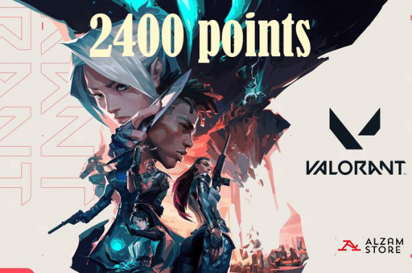 2400 Points