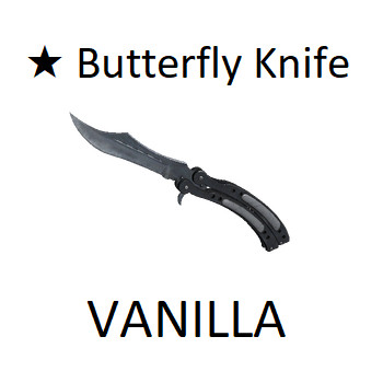 Butterfly Knife | Vanilla