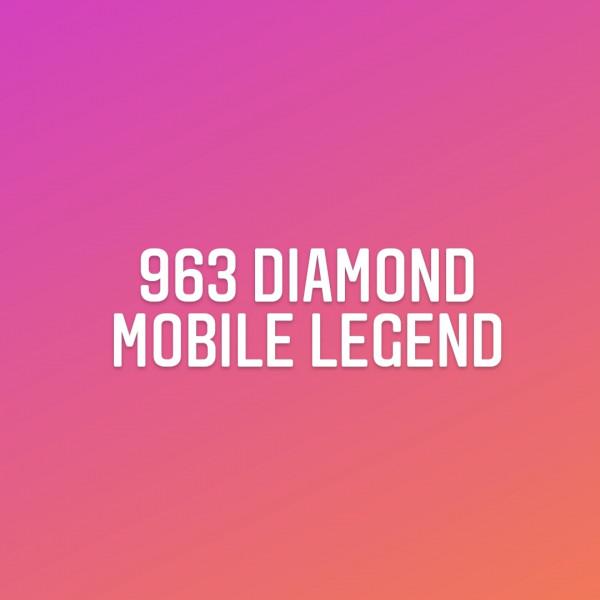 963 Diamond