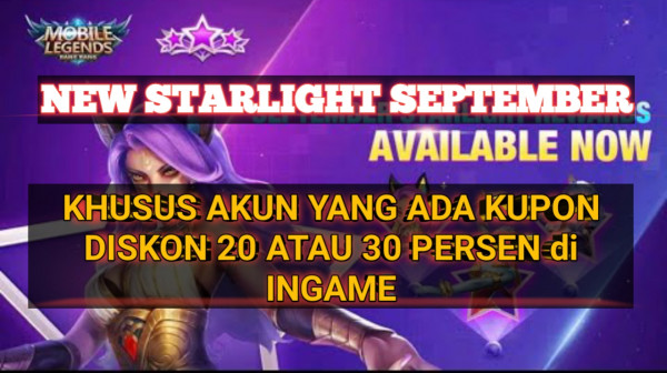 Starlight + 875 Diamonds