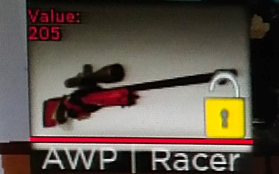 Jual AWP Racer | Counter Blox
