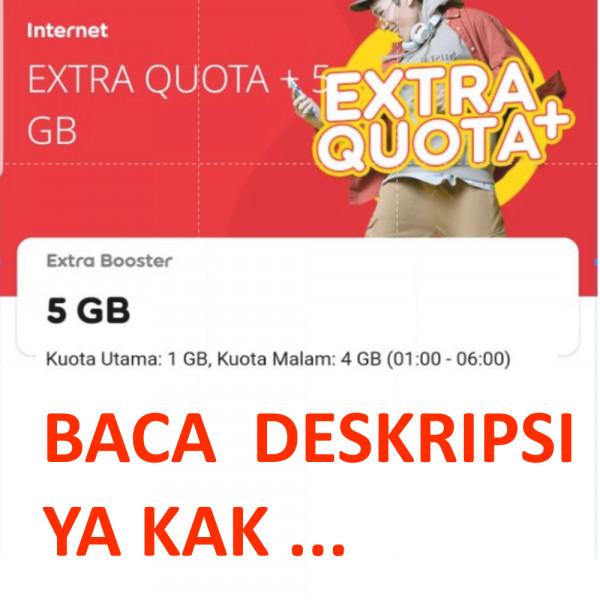 Paket Extra 4 GB