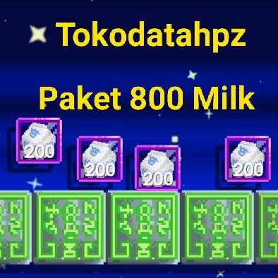 Paket 800 Milk