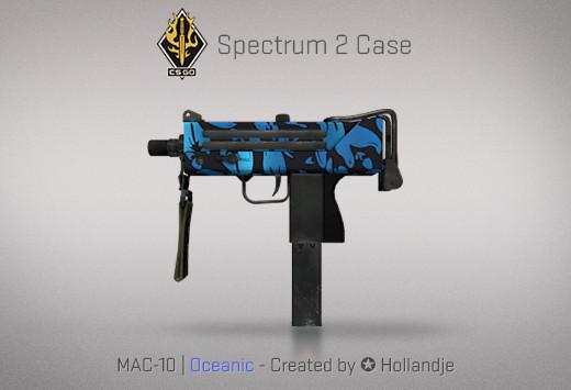 StatTrak™ MAC-10 | Oceanic