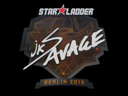 Sticker | jks | Berlin 2019