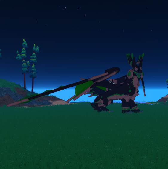 SUPER LEGEND! Solarizon - Dragon Adventure
