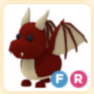 FR Fly Ride Dragon Adopt Me