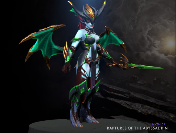 Raptures of the Abyssal Kin