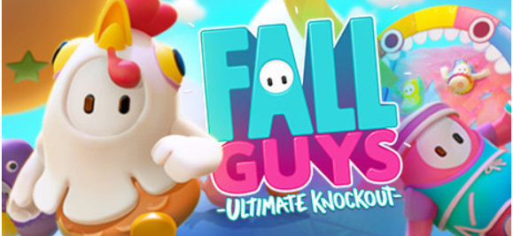 Fall guys paket lengkap