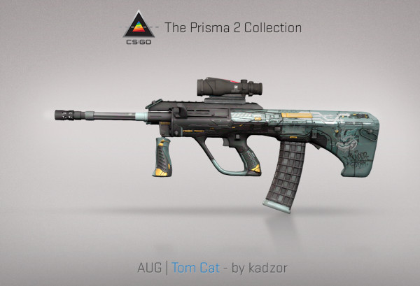StatTrak™ AUG | Tom Cat
