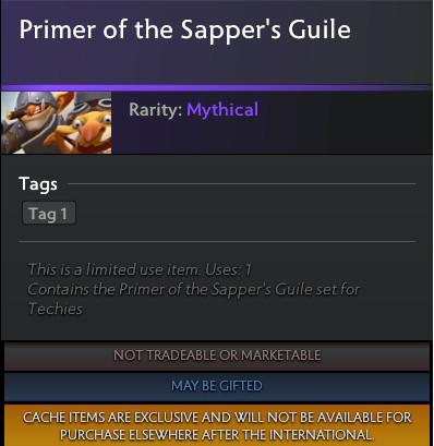 Primer of the Sapper's Guile