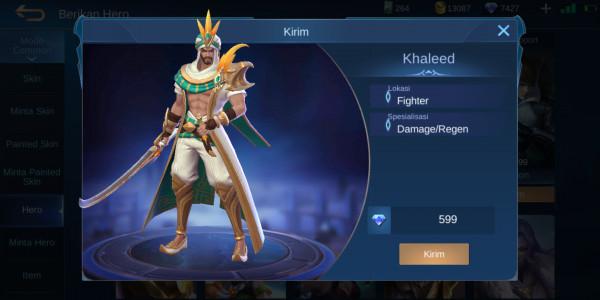 Khaleed (Fighter)