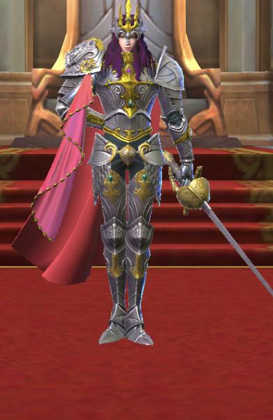 Floral Knight (Epic Skin Lancelot)