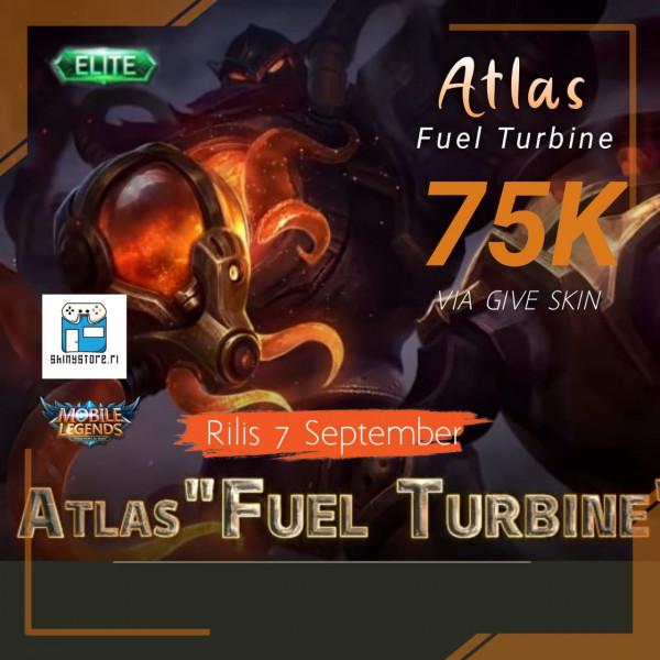 Fuel turbiber (elit skin atlas)