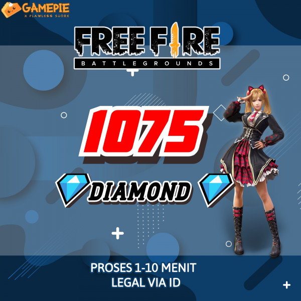 1075 Diamonds