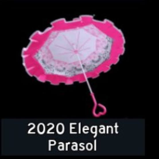 elegant parasol 2020 (royale high)