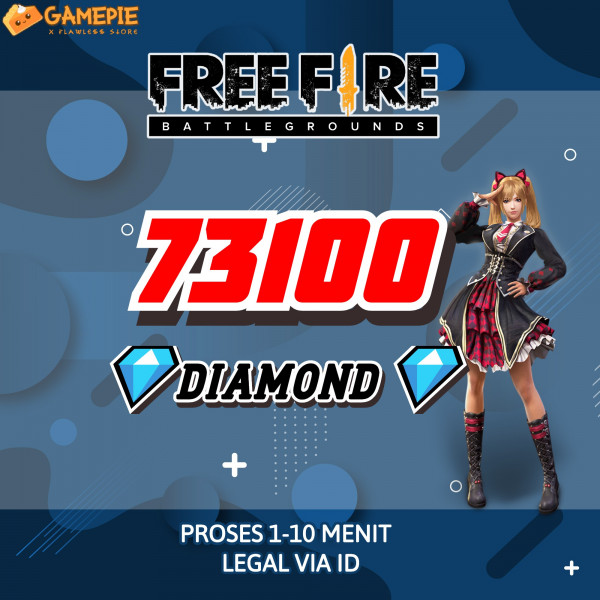 73100 Diamonds