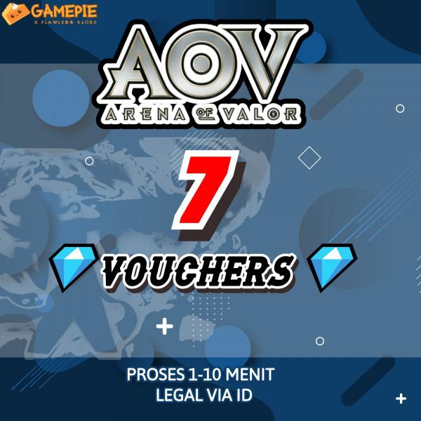 7 Voucher