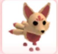 Kitsune - pet adopt me