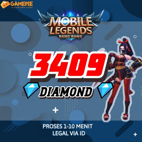 3409 Diamonds