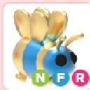 Queen Bee NFR ( Neon Fly Ride ) - Adopt Me
