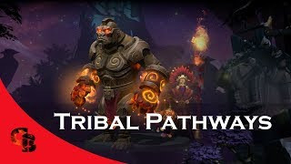Tribal Pathways (Warlock Set)