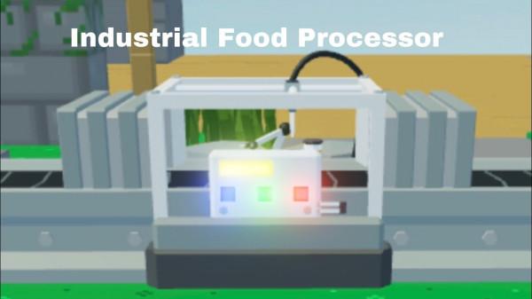 Food processor Island