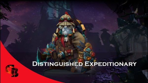 Distinguished Expeditionary (Tusk Set)