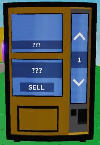ISLAND 100 Vending Machine