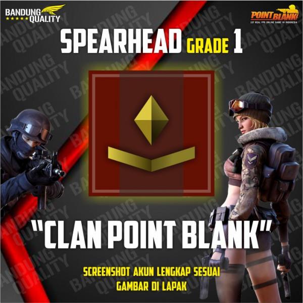Spearhead Grade 1
