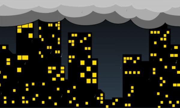 Weather Machine - Rainy