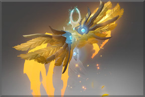 Golden Flight of Epiphany (Immortal TI9 Skywrath M