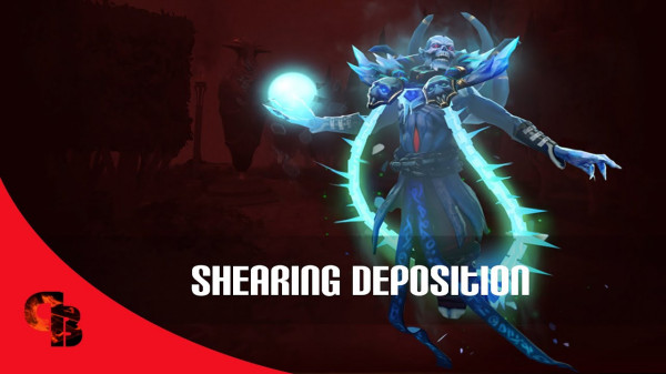 Shearing Deposition (Immortal Lich)