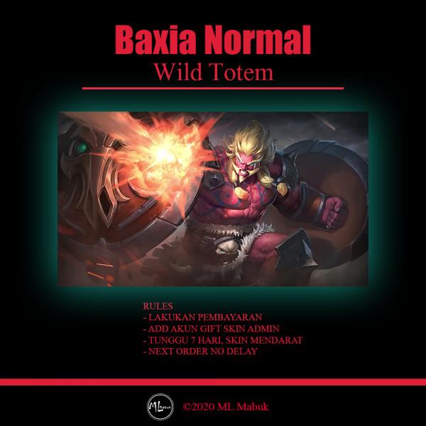 Wild Totem (Skin Baxia)