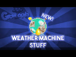 Stuff weather machine