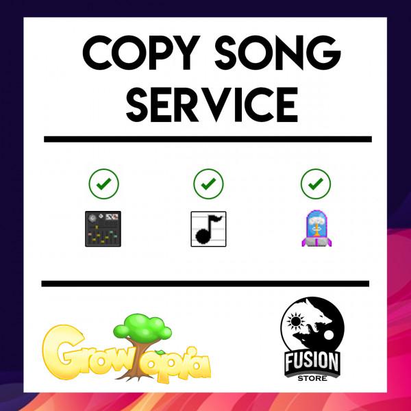 Jasa copy song