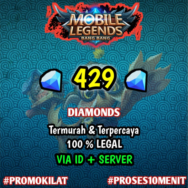 429 Diamond Mobile Legends